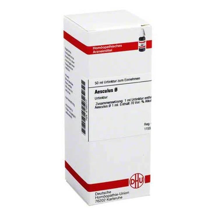 Aesculus Urtinktur DHU Dil. 50 ml