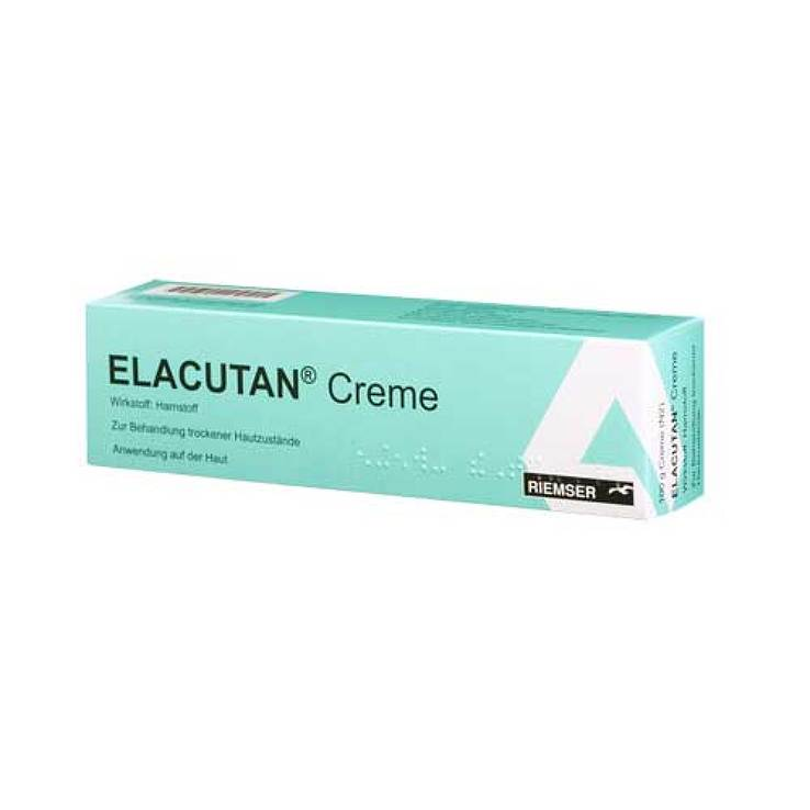Elacutan® Creme, 10%, 50g Creme