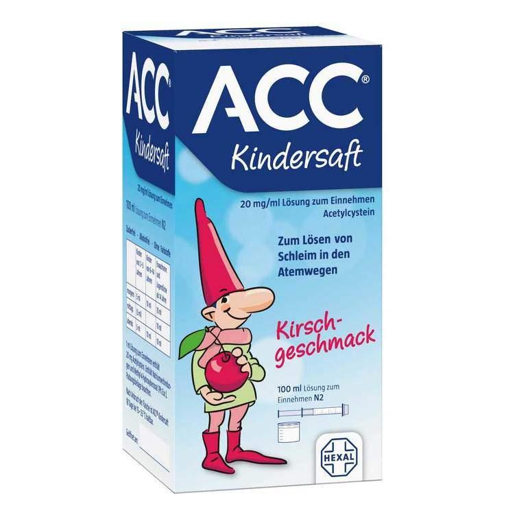 ACC® Kindersaft 100ml