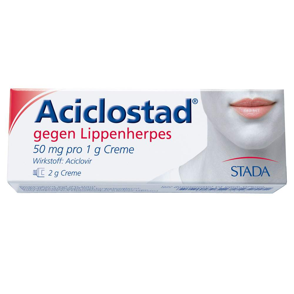 Aciclostad Geg Lippenherp
