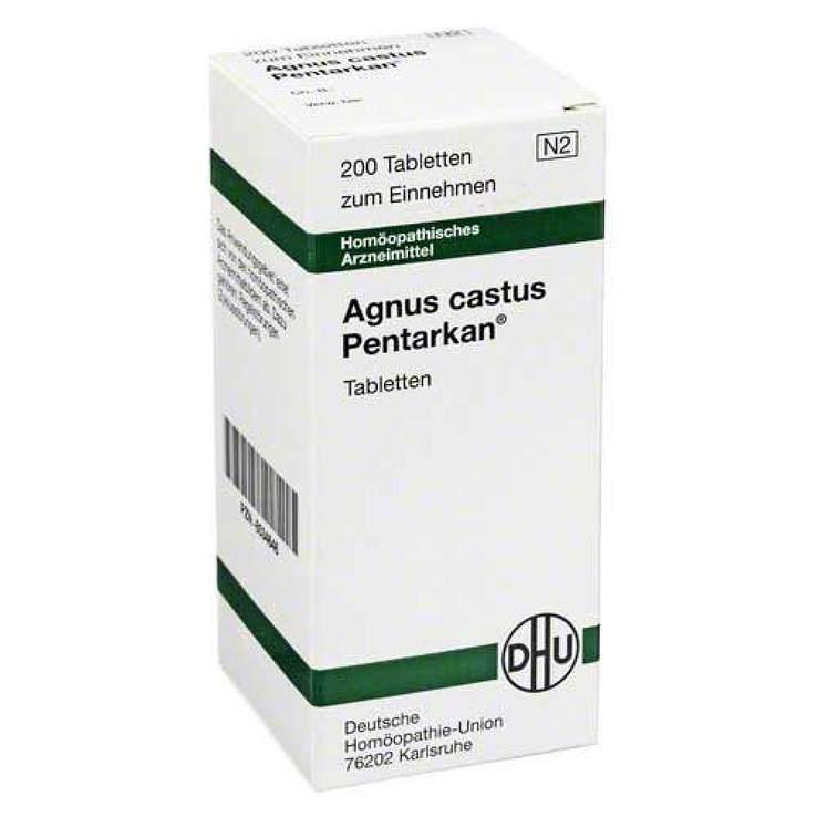 Agnus castus Pentarkan® 200 Tbl.