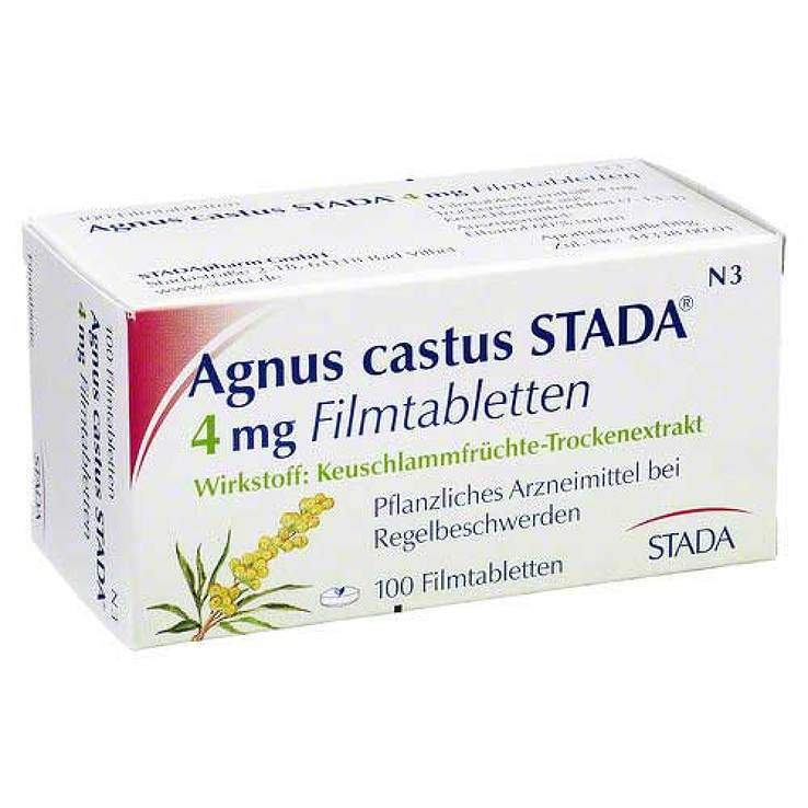 Agnus castus STADA® 4mg 100 Filmtbl.