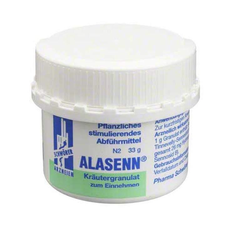 Alasenn® Kräutergranulat 33g