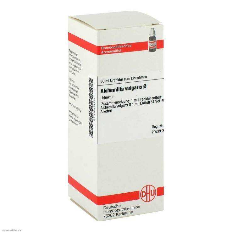 Alchemilla vulgaris Urtinktur DHU Dil. 50 ml
