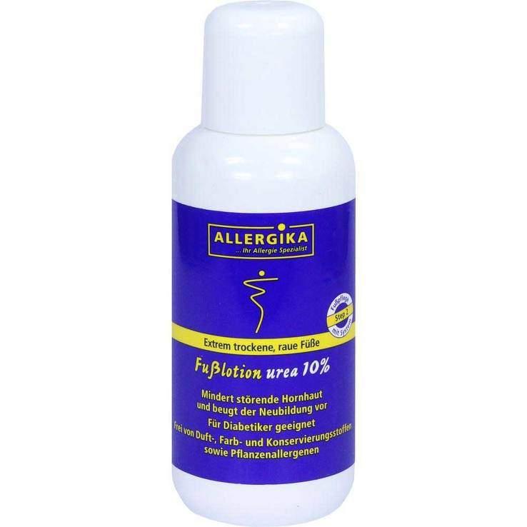 Allergika Fusslot Urea 10%