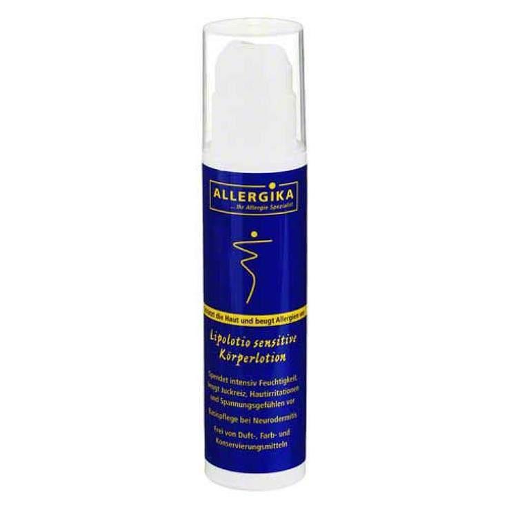 ALLERGIKA® Lipolotio sensitive 200ml