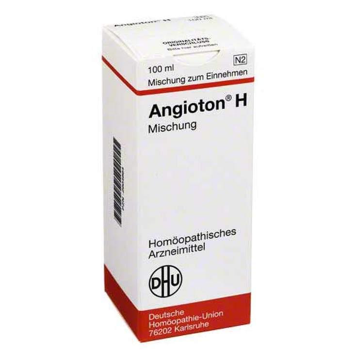 Angioton H Liquidum 100ml
