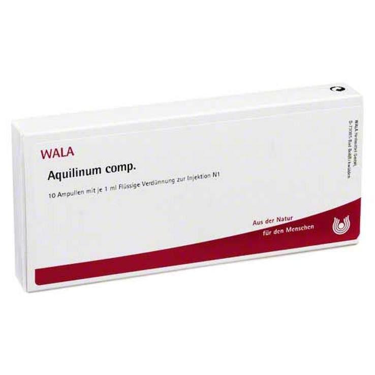 Aquilinum comp. Wala 10 x1ml Amp.