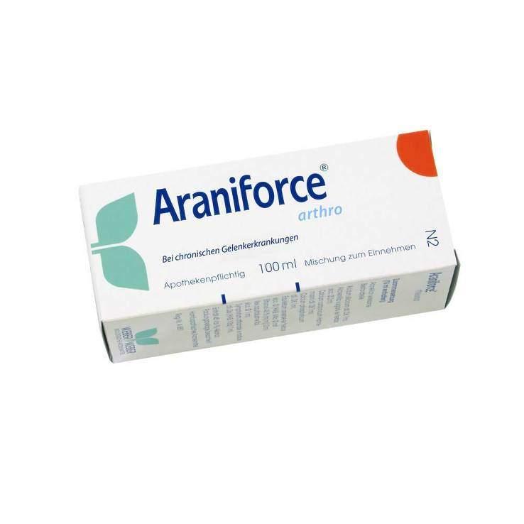 Araniforce® arthro Tropf. 100ml
