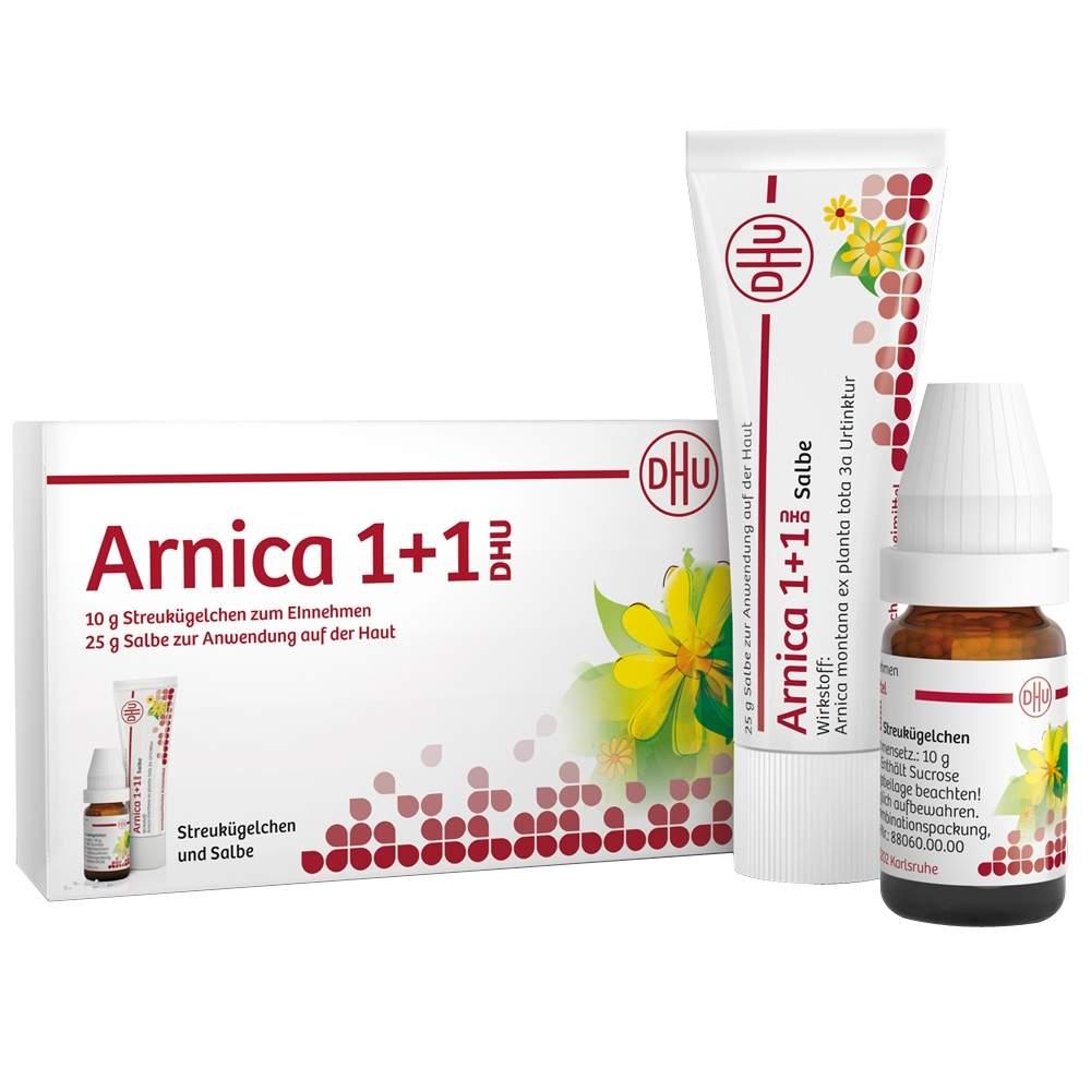 Arnica 1+1 DHU 1 Kombipackung