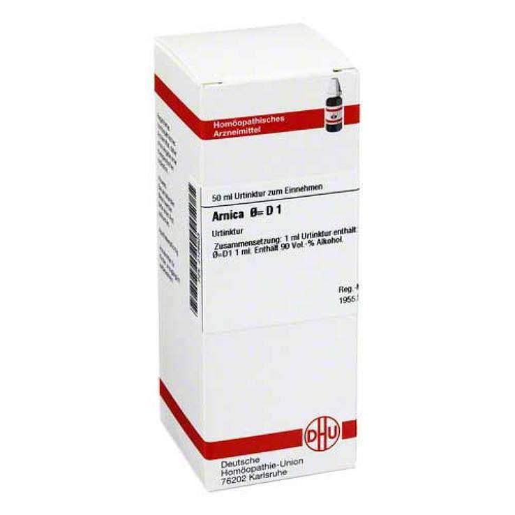 Arnica Urtinktur D1 DHU Dil. 50 ml