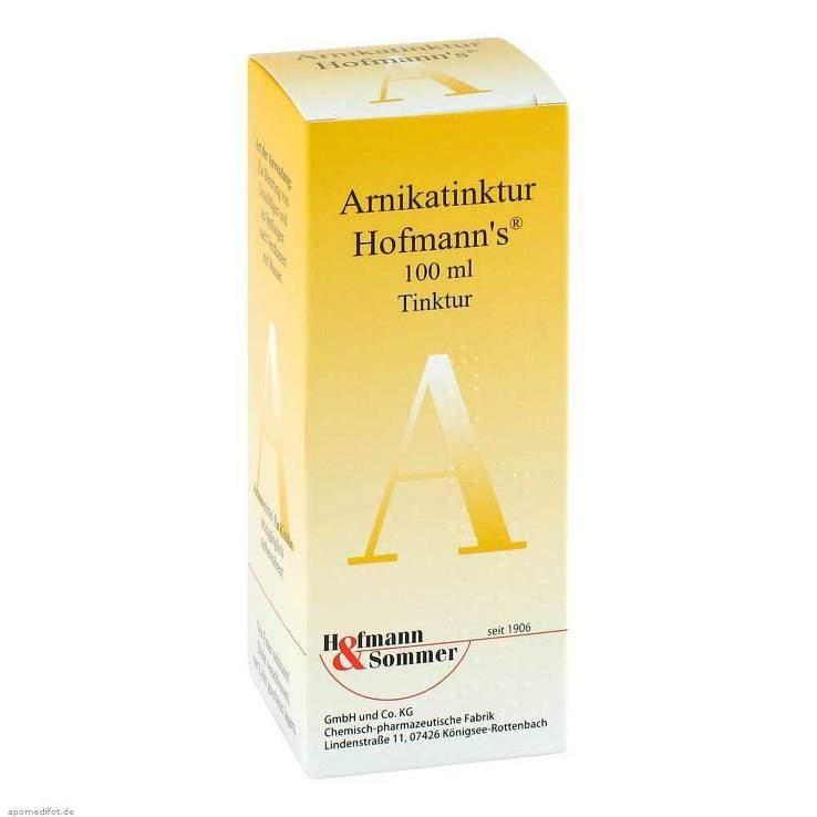 Arnikatinktur Hofmann's 100 ml