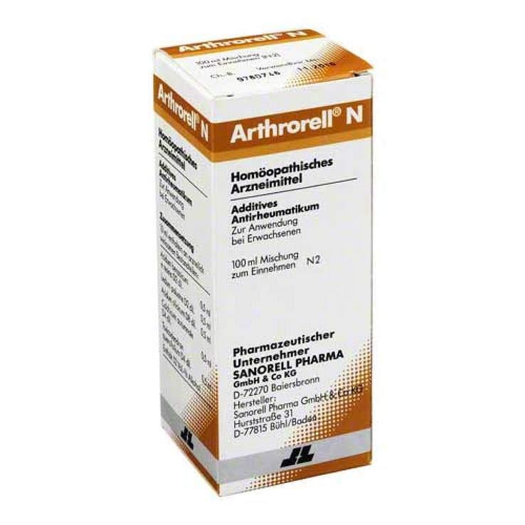 Arthrorell® N Tropfen 100 ml