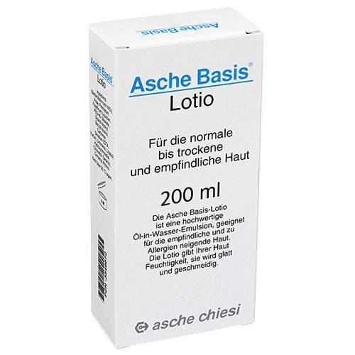 Asche Basis® Lotio 200 ml