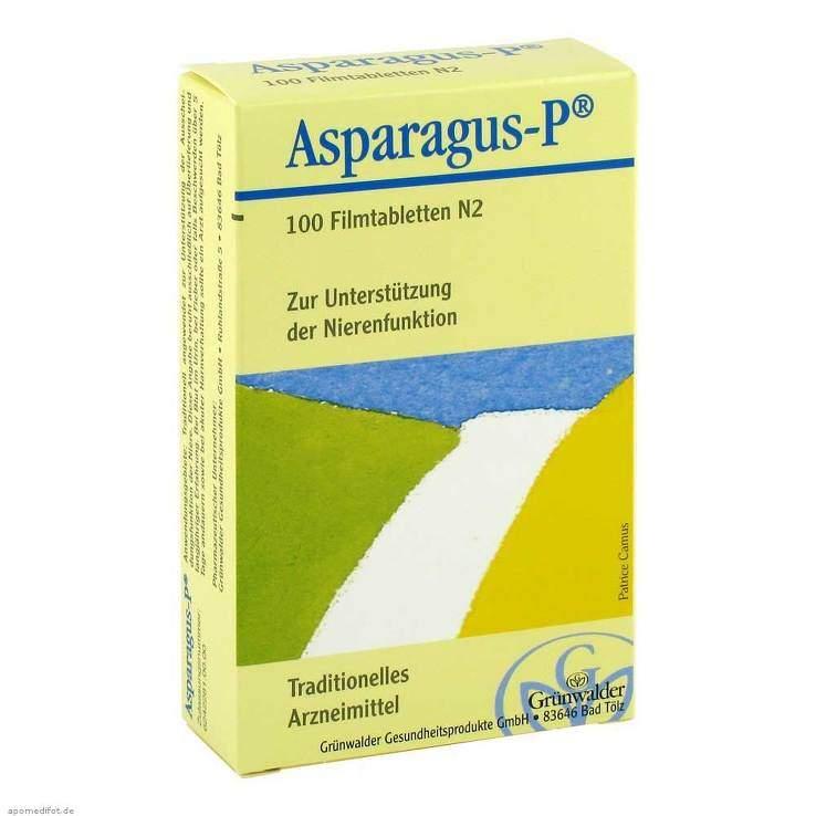 Asparagus-P® 100 Tbl.