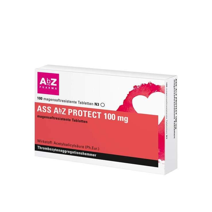 ASS AbZ PROTECT 100mg 50 msr. Tabl.