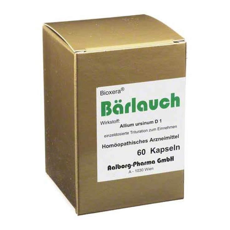 Baerlauch Aalborg Kaps. 60 Kaps.