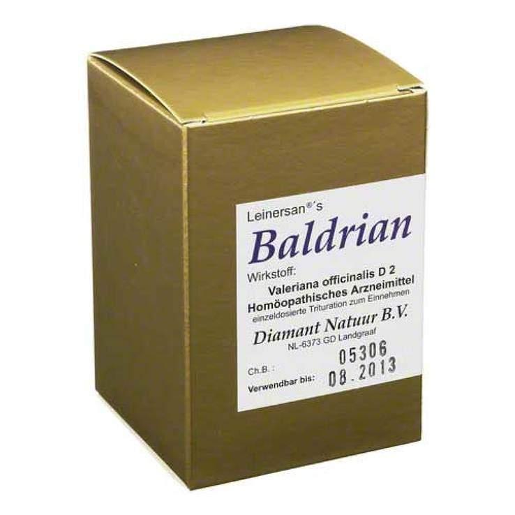 Baldrian Diamant Natuur 60 Kaps.