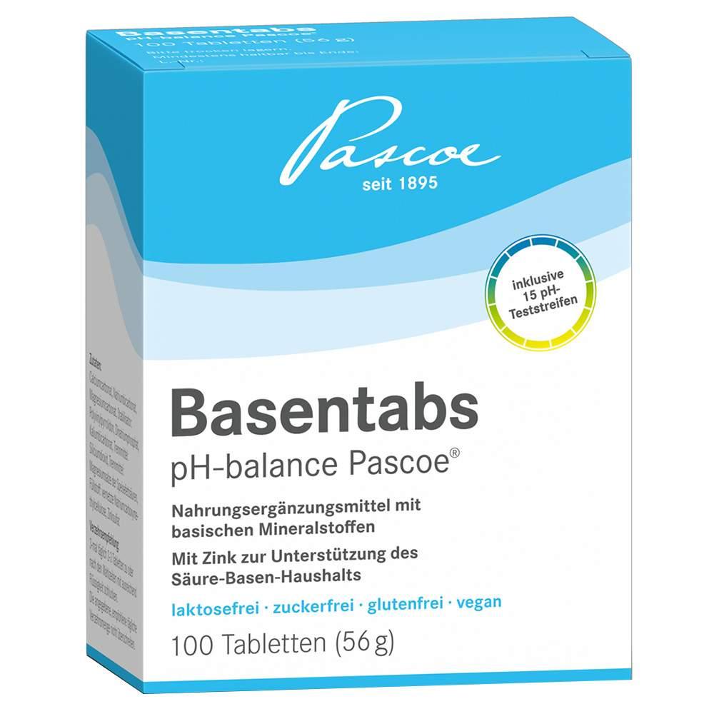 Basentabs pH-balance Pascoe® 100 Tbl.