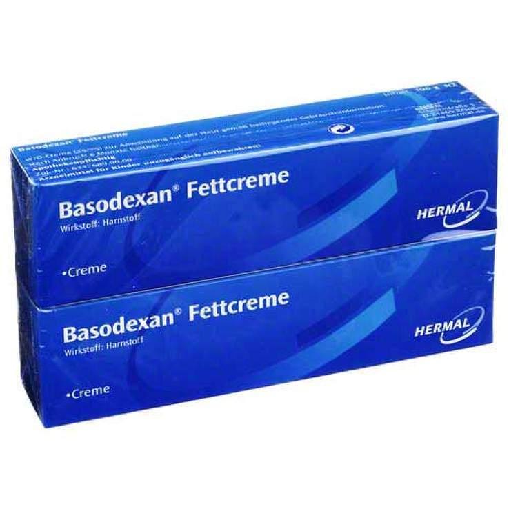 Basodexan® 200 g (2x100g) Fettcreme