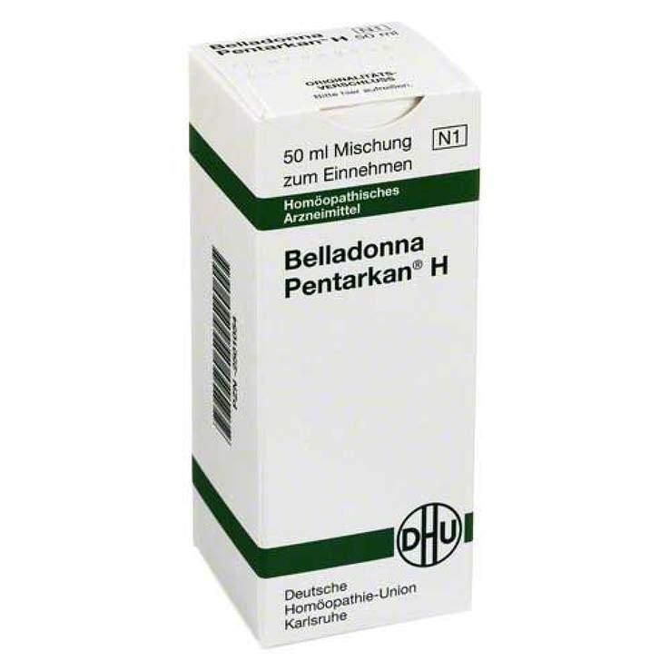 Belladonna Pentarkan® H Liquidum 50ml