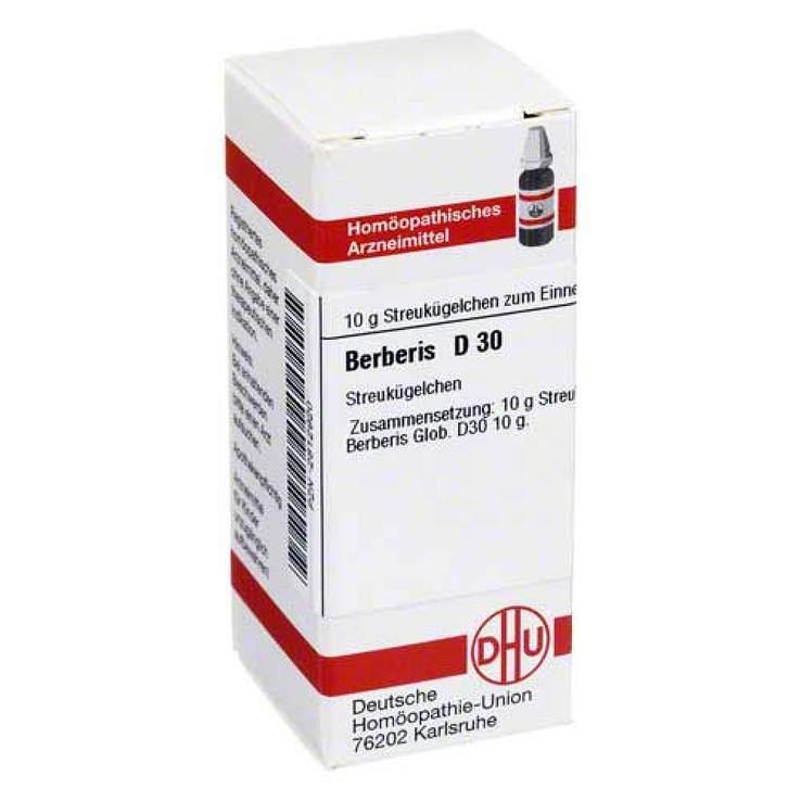 Berberis D30 DHU Glob. 10 g