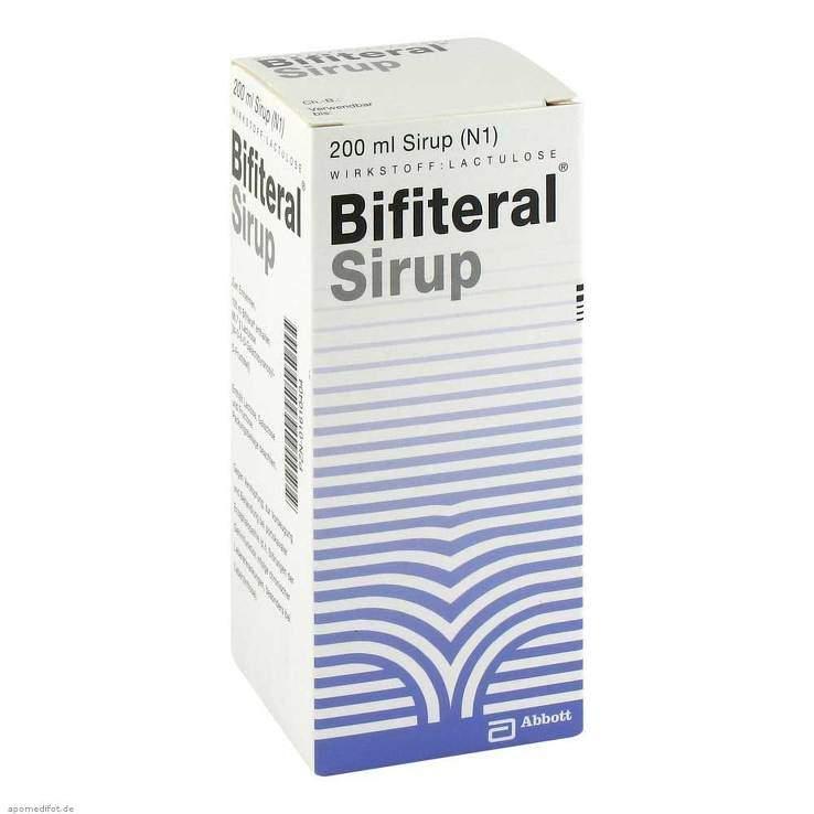 Bifiteral® 667 g/l, Sirup 200 ml