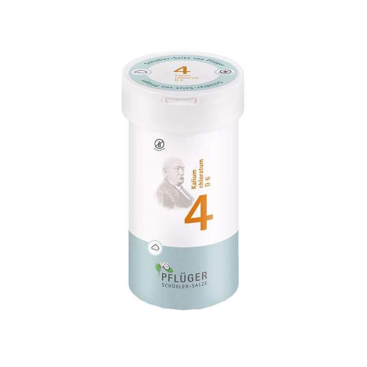Biochemie Nr.4 Kal. chlor. D6 Pflüger Pulv. 100 g