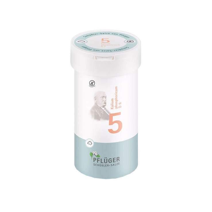 Biochemie Nr.5 Kalium phosph. D6 Pflüger Pulv.100g