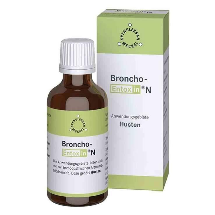 Broncho-Entoxin® N 20ml Tropf.