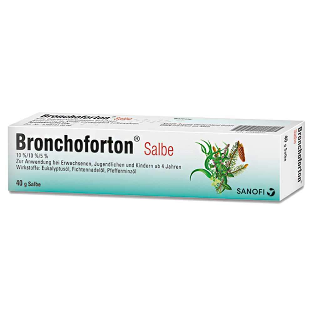 Bronchoforton® Salbe 40g