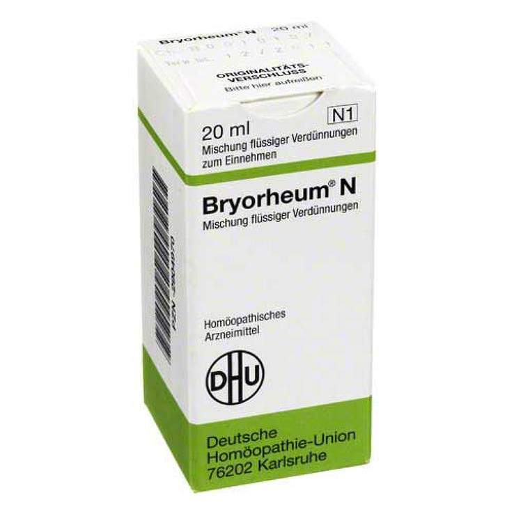 Bryorheum N Liquidum 20ml