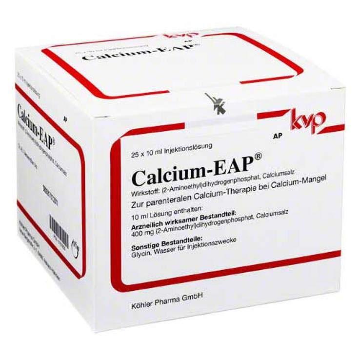 Calcium-EAP® Amp. 25x10ml
