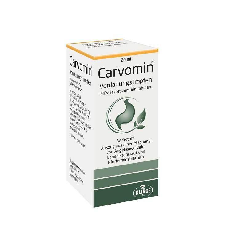 Carvomin® Verdauungstropfen 20ml