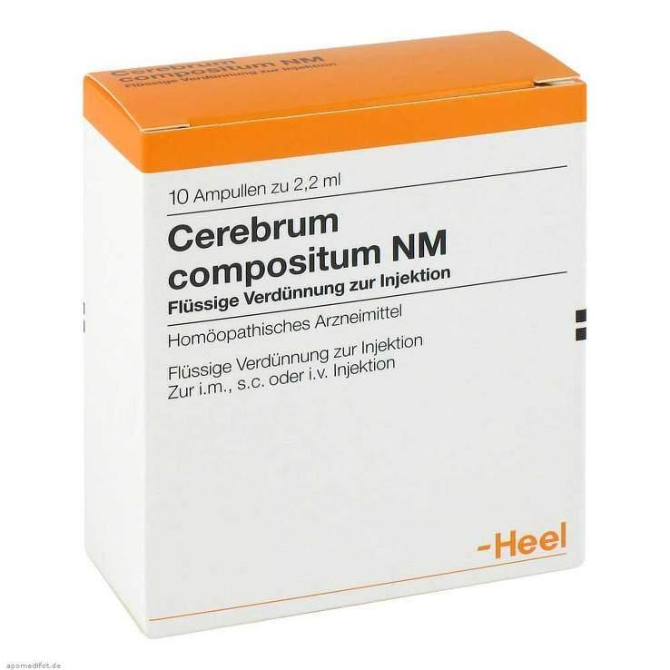 Cerebrum Compositum NM 10 Amp.