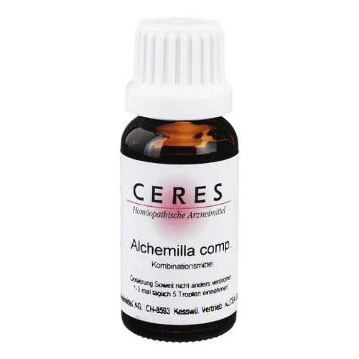 Ceres Alchemilla comp. Tropf. 20 ml