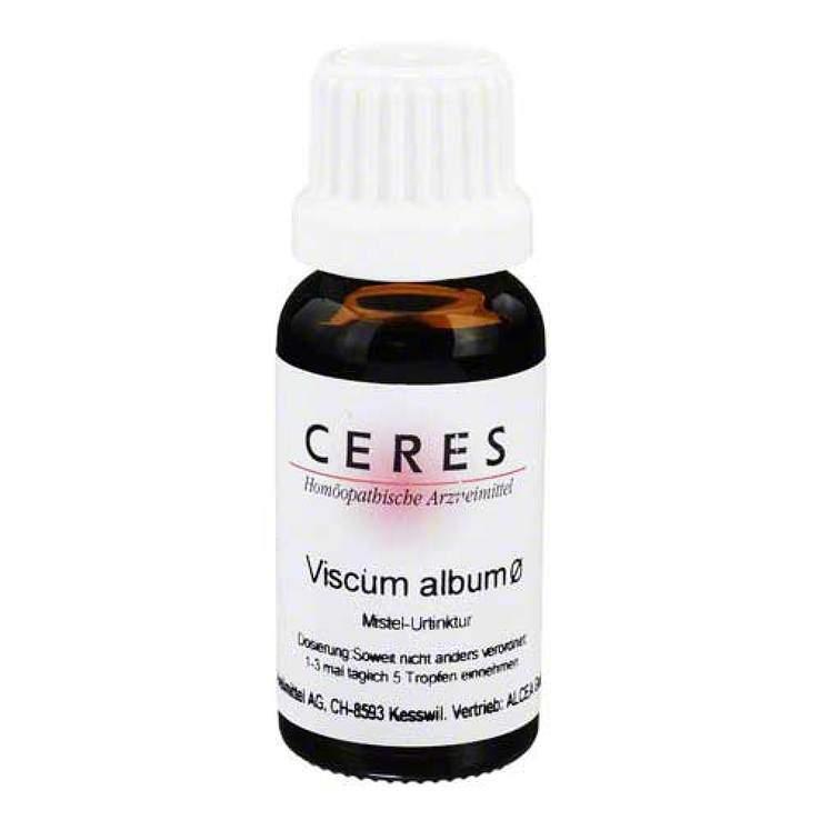 Ceres Viscum album Urtinktur 20 ml