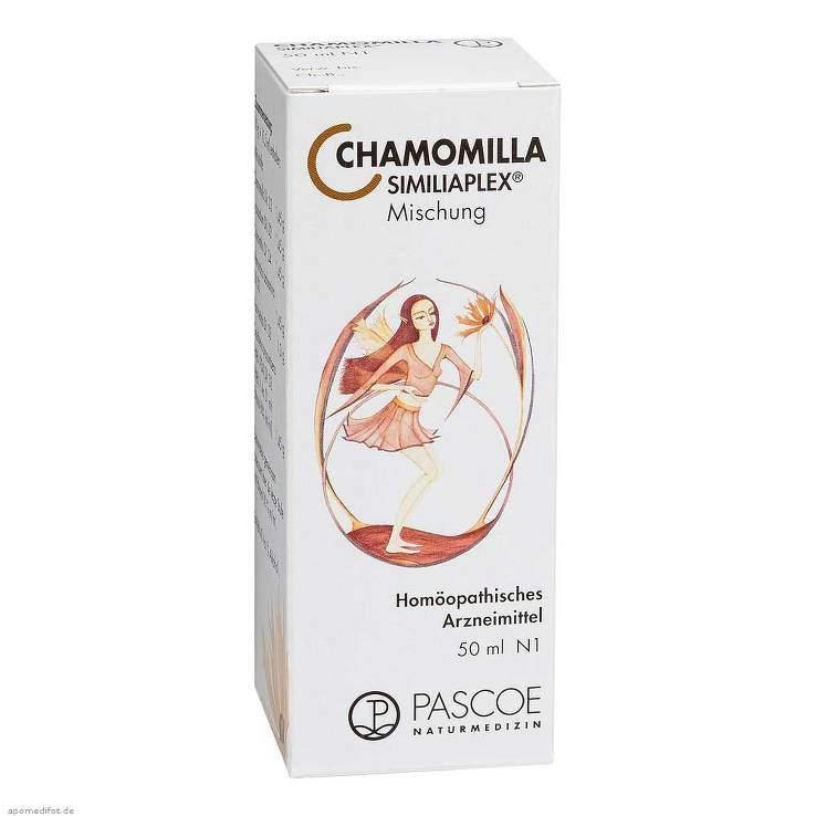 Chamomilla Similiaplex Mischung 50ml
