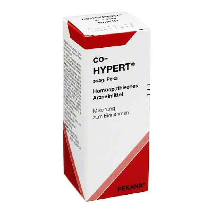 Co-Hypert Spag. Tropf. 50ml