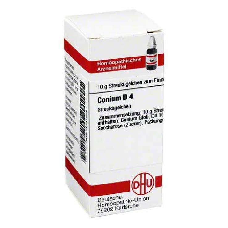 Conium D4 DHU Glob. 10 g