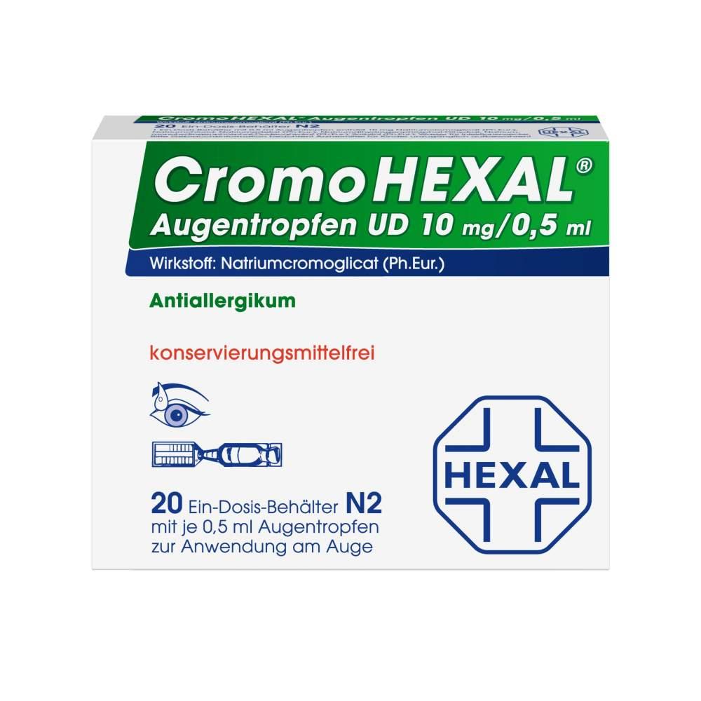 CromoHEXAL® AT UD 20 Einzeldos.-pip.