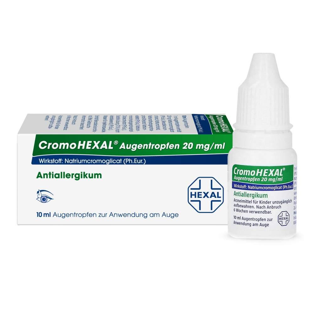 CromoHEXAL® Augentropfen 10 ml