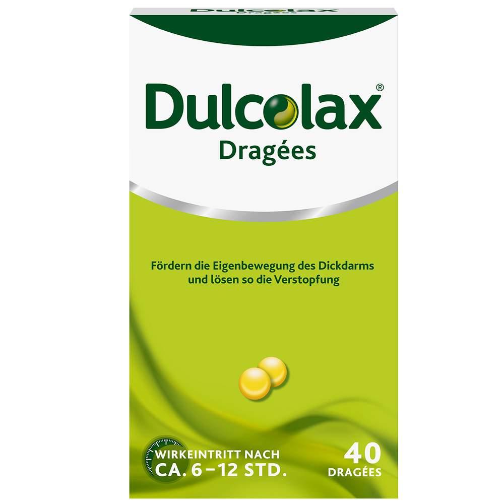 Dulcolax® Dragées, 5 mg 40 magensaftresistente Tabletten