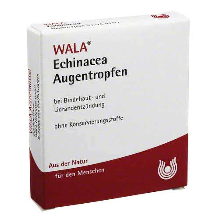 Echinacea AT Wala 5x 0,5ml ED