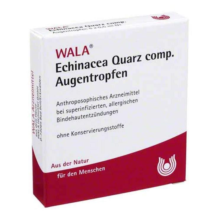 Echinacea / Quarz comp. Wala Augentr. 5x0,5ml