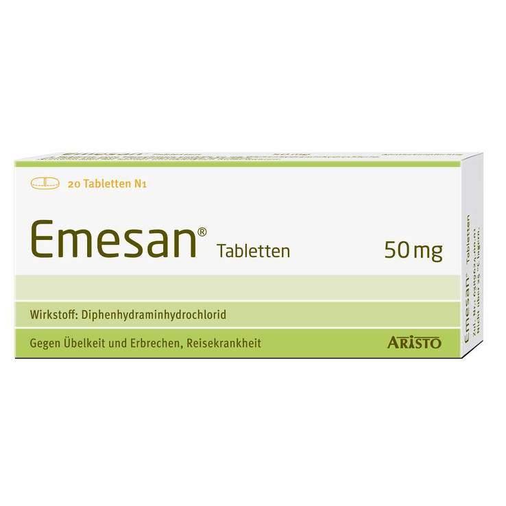 Emesan® 20 Tbl.