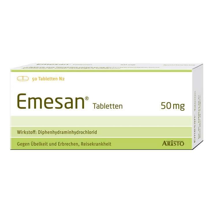 Emesan® 50 Tbl.