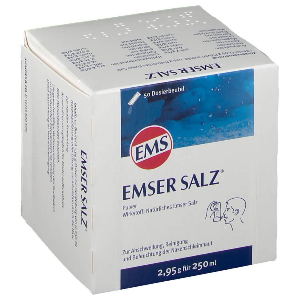 Emser Salz® Pulver 50 Beutel à 2,95g