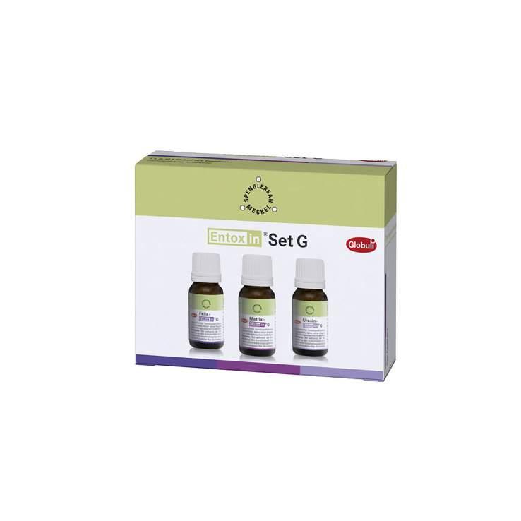 Entoxin Set G Glob. 3x10 g