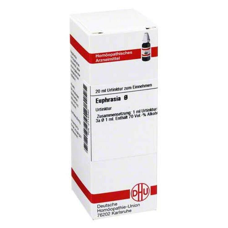 Euphrasia Urtinktur DHU 20 ml